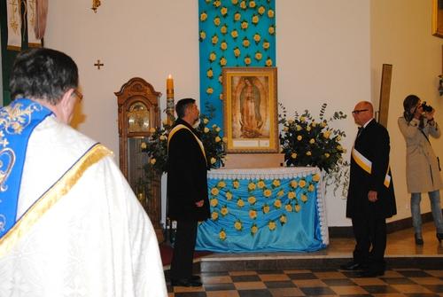 724401a16 Peregrynacji obrazu MB z Guadalupe